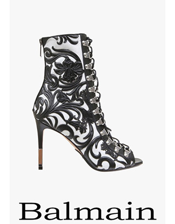 New Arrivals Balmain Shoes For Women 2018