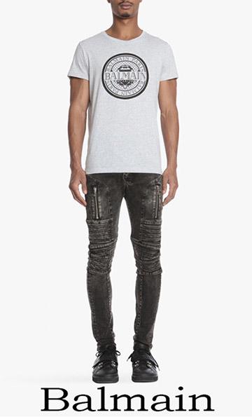 New Arrivals Balmain T Shirts For Men 2018
