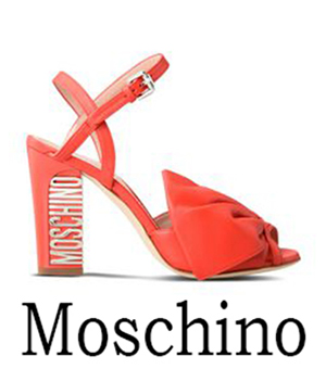 New Arrivals Moschino 2018 Shoes For Women News
