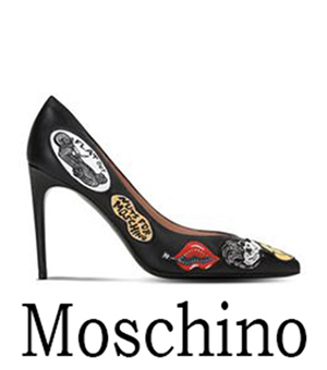 New Arrivals Moschino 2018 Shoes For Women