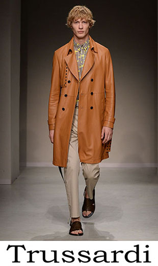 New Arrivals Trussardi 2018 Clothing For Men News