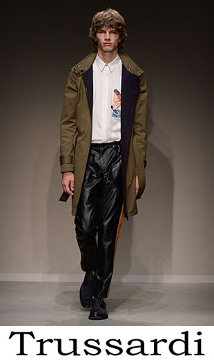 New Arrivals Trussardi 2018 Clothing For Men