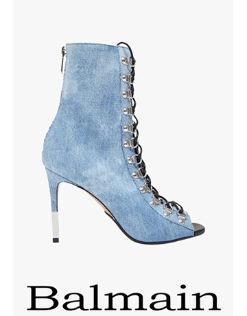 New Arrivals Boots Balmain 2018 For Women