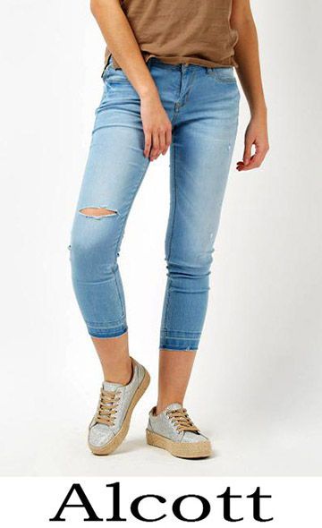New Arrivals Jeans Alcott 2018 For Women