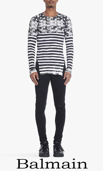 New Arrivals Jeans Balmain 2018 For Men