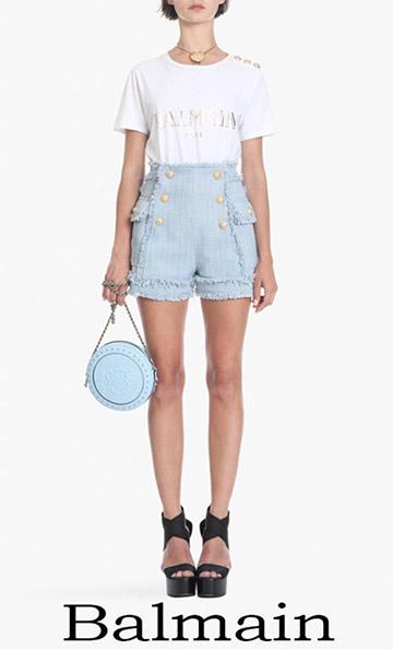 New Arrivals Jeans Balmain 2018 For Women