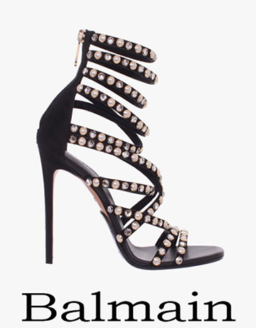 New Arrivals Shoes Balmain 2018 For Women