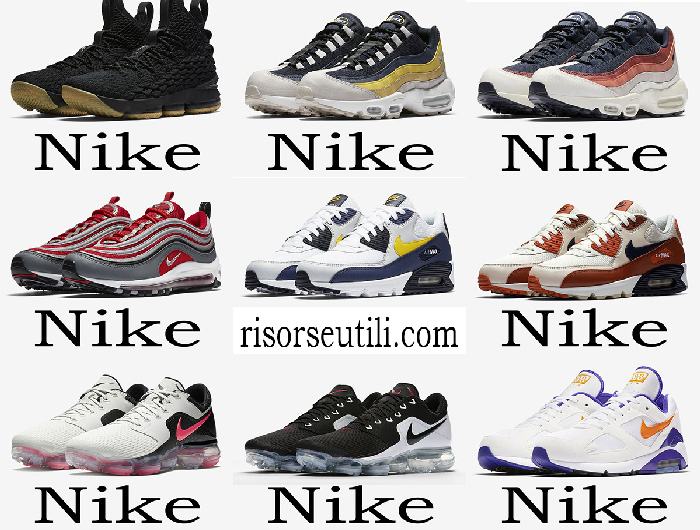 Nike Air Max Spring Summer Shoes For Men
