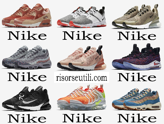 Nike Air Max Spring Summer Shoes For Women