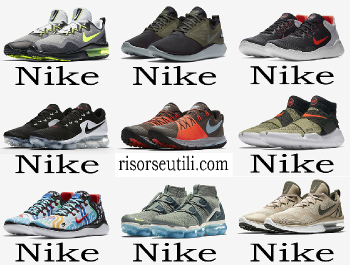 Nike Running Spring Summer Shoes For Men