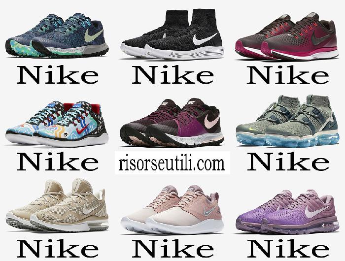 Nike Running Spring Summer Shoes For Women