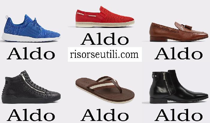 Shoes Aldo Spring Summer New Arrivals For Men