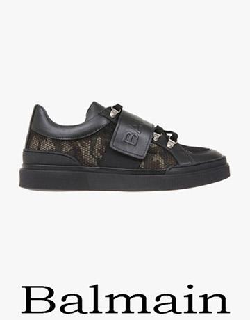 Shoes Balmain 2018 New Arrivals For Men