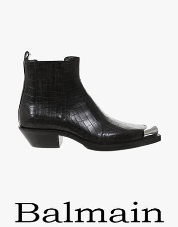 Shoes Balmain 2018 Spring Summer For Men