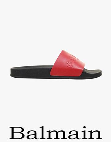 Shoes Balmain Spring Summer 2018 For Men