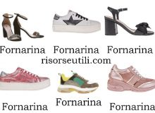 Shoes Fornarina spring summer 2018 new arrivals for women