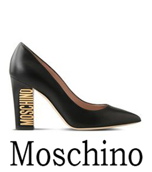 Shoes Moschino Spring Summer 2018 For Women News