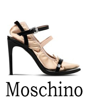 Shoes Moschino Spring Summer 2018 For Women