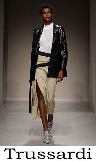 Trussardi Clothing For Women Spring Summer 2018