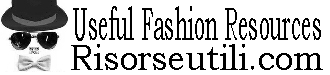 Useful Fashion Resources