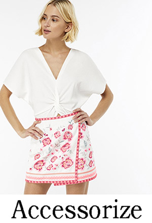 Beachwear Accessorize 2018 Spring Summer Women 5