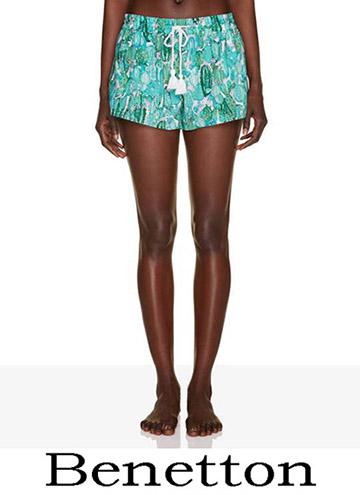 Beachwear Benetton 2018 Spring Summer Women 1
