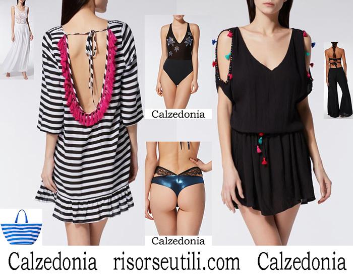 Beachwear Calzedonia 2018 New Arrivals Sea Fashion For Women