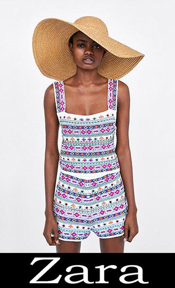 Beachwear Zara Spring Summer 2018 Women 9