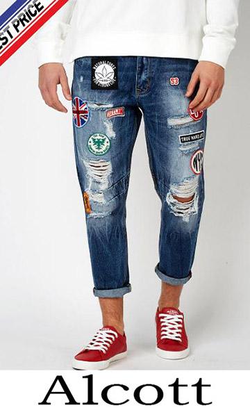 Clothing Alcott Denim Spring Summer For Men