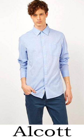 Clothing Alcott Shirts For Men Spring Summer