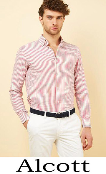 Clothing Alcott Shirts Spring Summer For Men