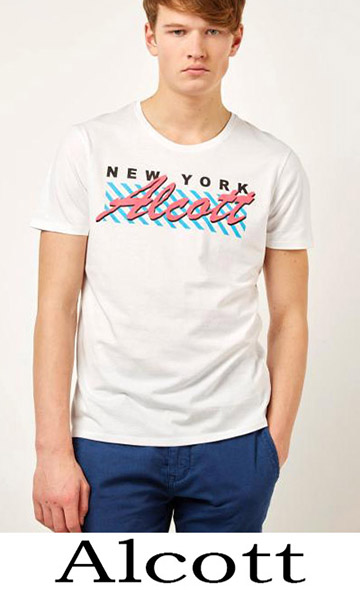 Clothing Alcott Spring Summer 2018 T Shirts Men