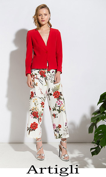 Clothing Artigli Spring Summer 2018 Clothes Women