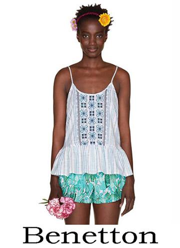 Clothing Benetton Beachwear Women Fashion Trends 1
