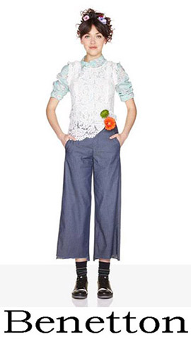 Clothing Benetton Jeans Women Fashion Trends 1