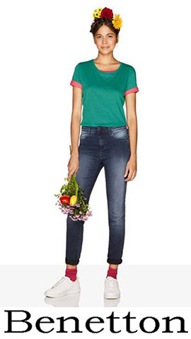 Clothing Benetton Jeans Women Fashion Trends 4