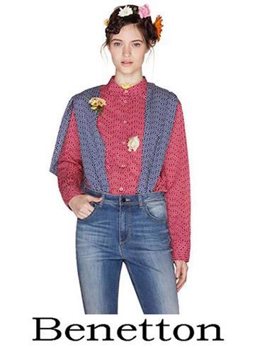 Clothing Benetton Shirts Women Fashion Trends 1