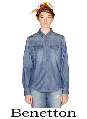 Clothing Benetton Shirts Women Fashion Trends 2