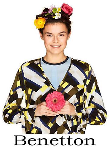 Clothing Benetton Shirts Women Fashion Trends 3