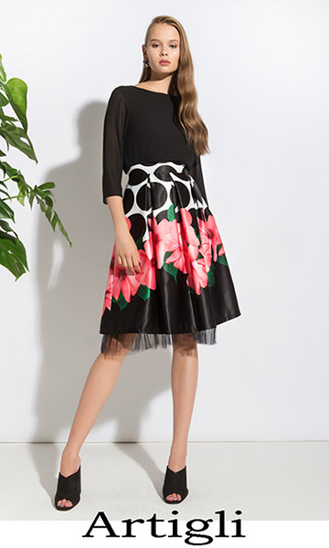 Dresses Artigli Spring Summer 2018 For Women