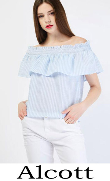 Fashion Trends Alcott Blouses 2018 For Women