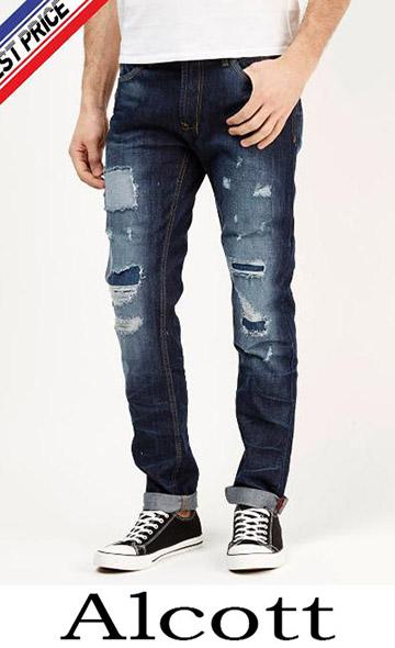 Fashion Trends Alcott Denim 2018 For Men