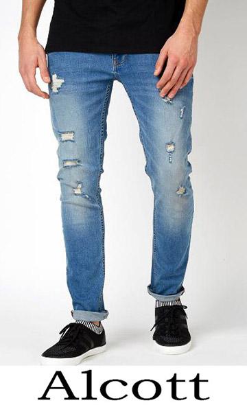 Fashion Trends Alcott Jeans 2018 For Men