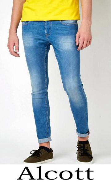 Jeans Alcott 2018 New Arrivals For Men