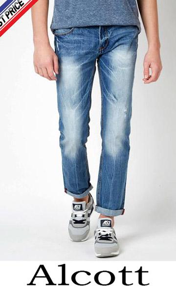 Jeans Alcott 2018 Spring Summer For Men