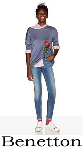 Jeans Benetton 2018 Spring Summer Women 4