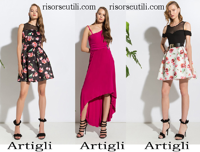 New Arrivals Artigli Dresses Spring Summer For Women