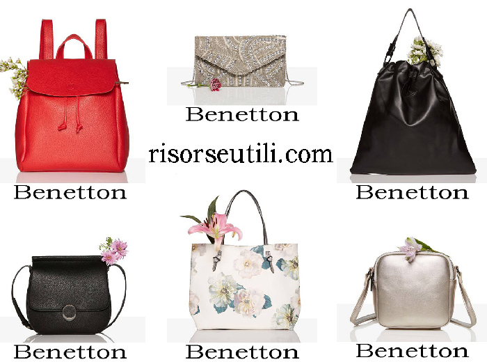 New Arrivals Benetton Bags For Women Accessories