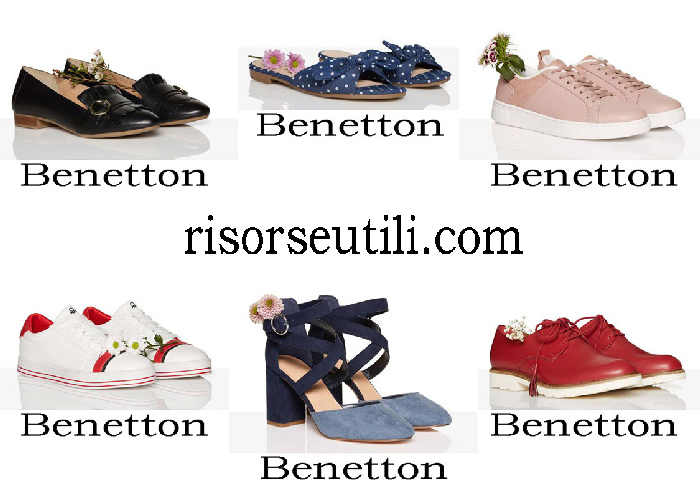 New Arrivals Benetton Shoes For Women Footwear