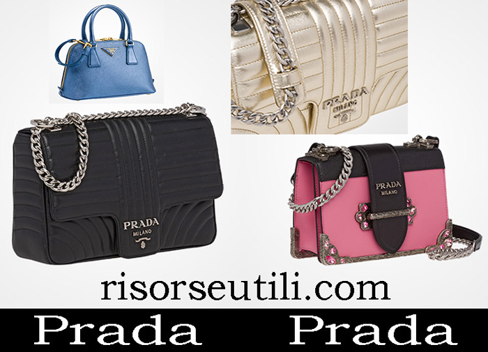 New Arrivals Bags Prada 2018 Handbags